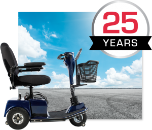 walker mobility 25 years